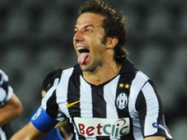 Del Piero wary of City threat