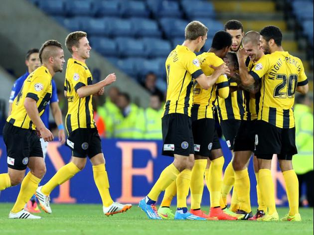 Shrews shock Foxes