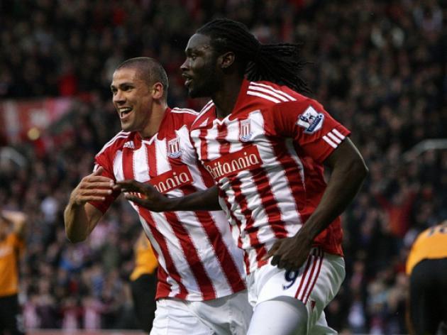 Stoke City 3-0 Wolverhampton Wanderers: Report