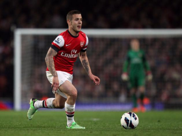 PFA Young Player Of The Year 2013 Nominee: Jack Wilshere