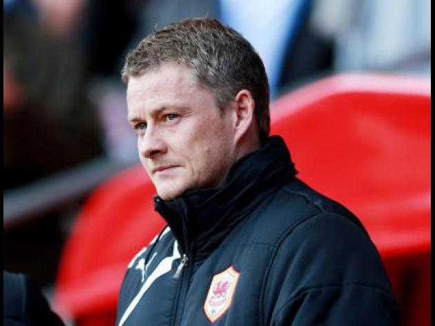 Solskjaer rolls back years to help Cardiff promotion bid