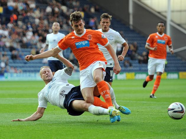 North End claim bragging rights over Blackpool