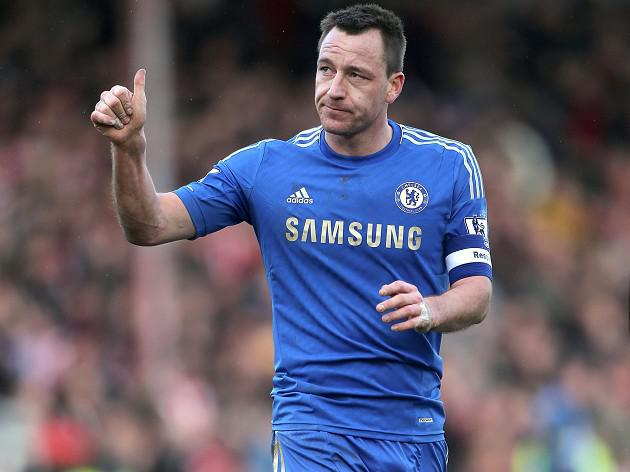 John Terry yet to make decision over international retirement