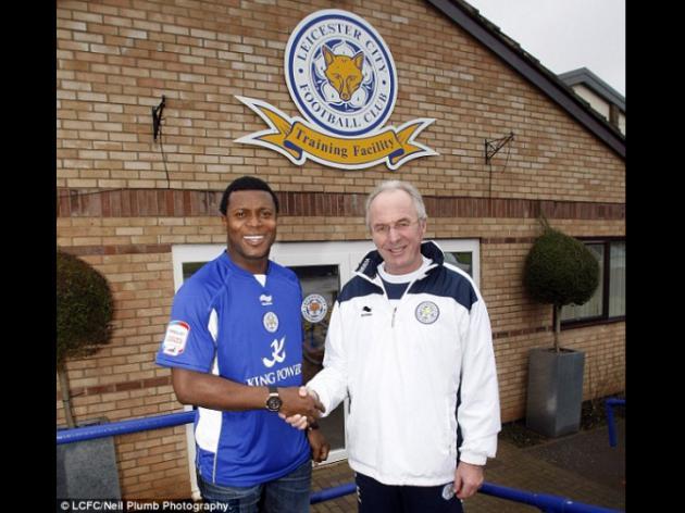 Yakubu joins Leicester on loan