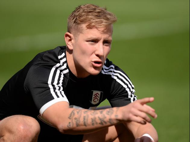 Holtby grateful to Fulham