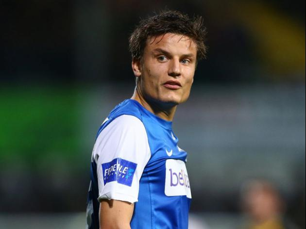 Jelle Vossen signs for Middlesbrough from Racing Genk on a season-long loan deal