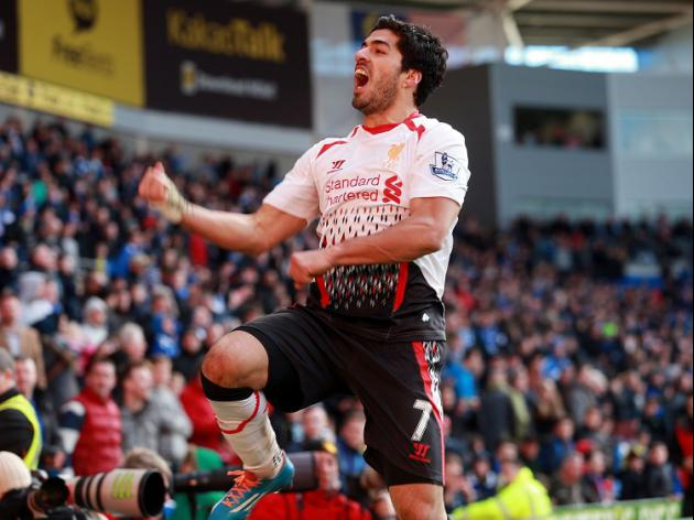 Rodgers: Suarez is 'remarkable'