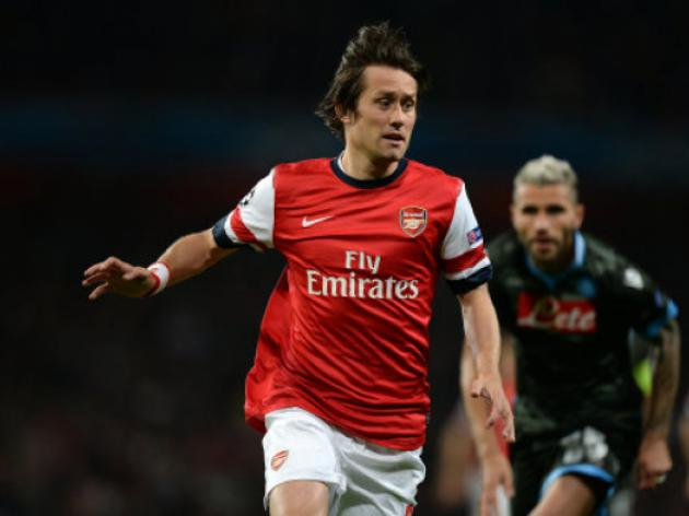 Czechs to miss Rosicky against Malta, Bulgaria