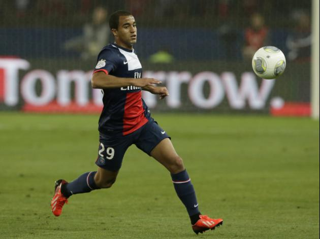Lucas Moura to Man United would solve a problem