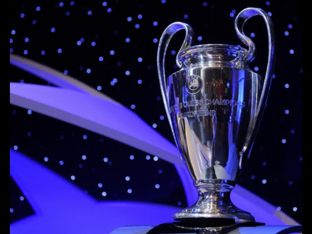 Three English teams make top seed in UEFA Champions League Draw