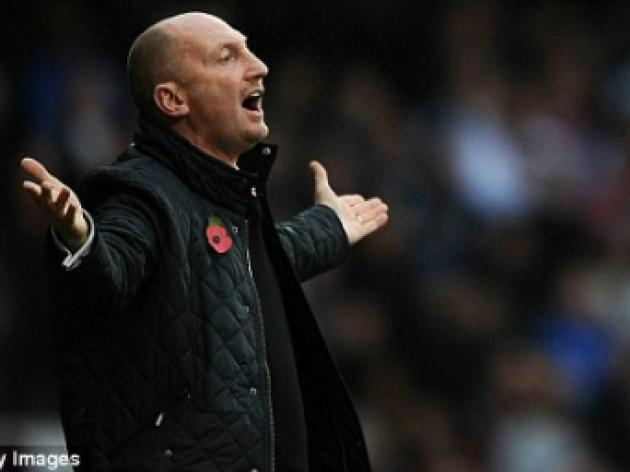 Ian Holloway's heading for trouble with Premier League over Blackpool changes