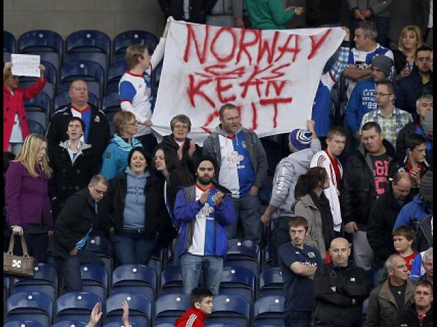 Blackburn protests postponed