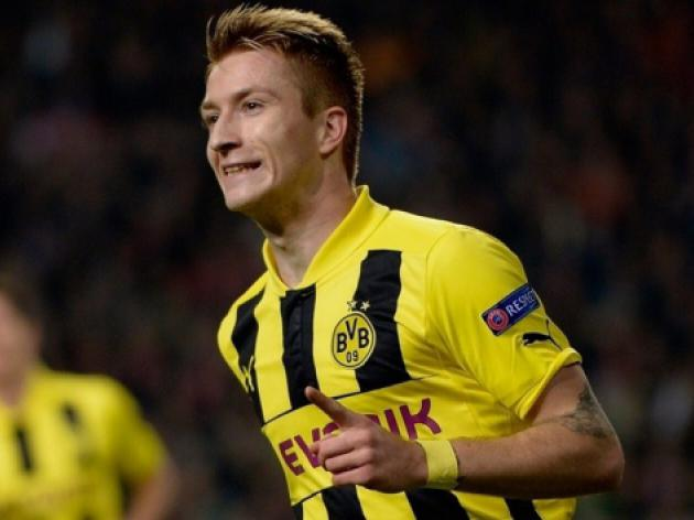 Borussia Dortmund star Marco Reus on his way to Chelsea