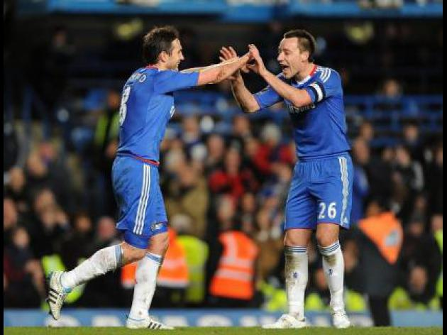 Chelsea captain John Terry wants new deal for Frank Lampard
