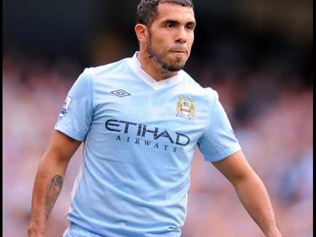 Tevez set for loan exit to either Liverpool or West Ham