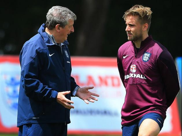 Shaw: England is my only focus
