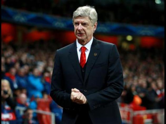 Wenger hopes to continue league run
