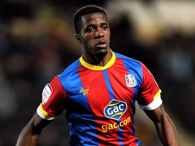 Manchester United Clear Favourites For Wilfried Zaha