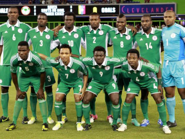 Nigeria qualification put on hold after draw