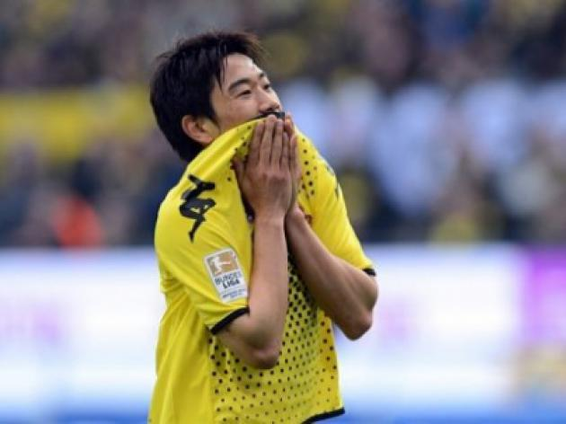 Dortmund resigned to losing Kagawa to England