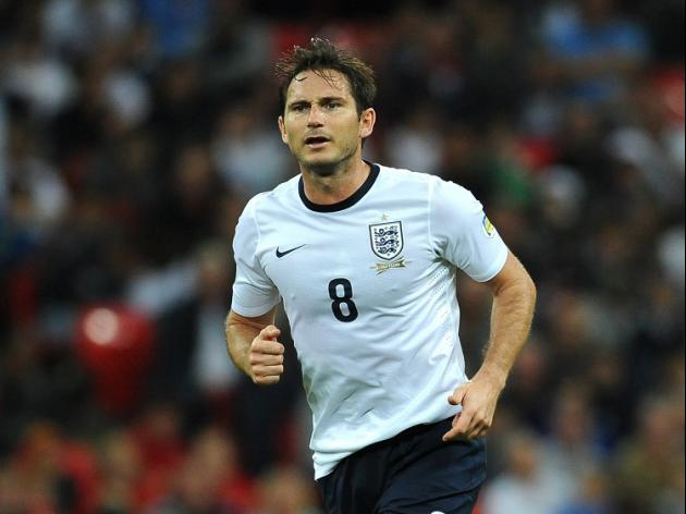 Lampard retires from England duty