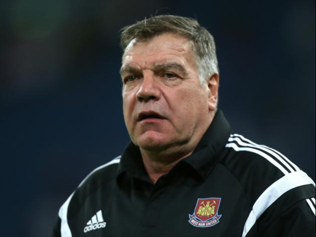 West Ham United boss Sam Allardyce expects 50 goals this season