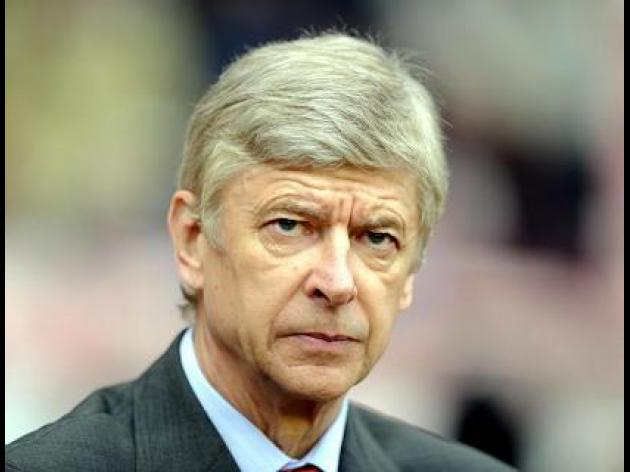 Wenger's not for wasting time
