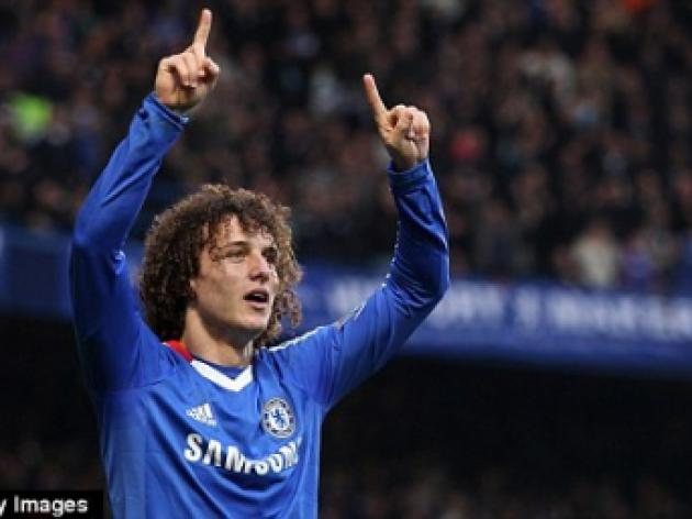 Rampant Wayne Rooney could make it hairy for lucky David Luiz