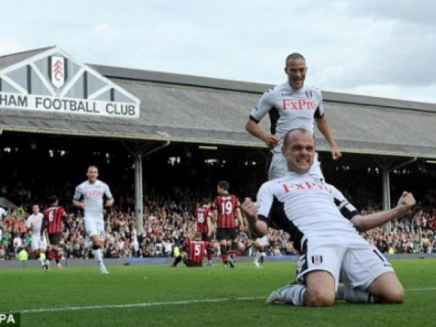 Fulham reveal Craven Cottage extension plans