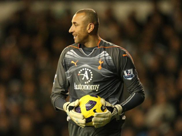 Top 10: Premier League free agents this summer - 10 - Heurelho Gomes