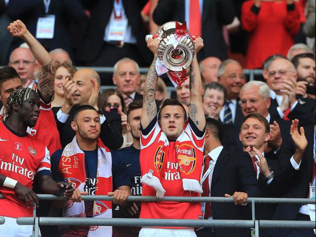Wilshere fired up for more success