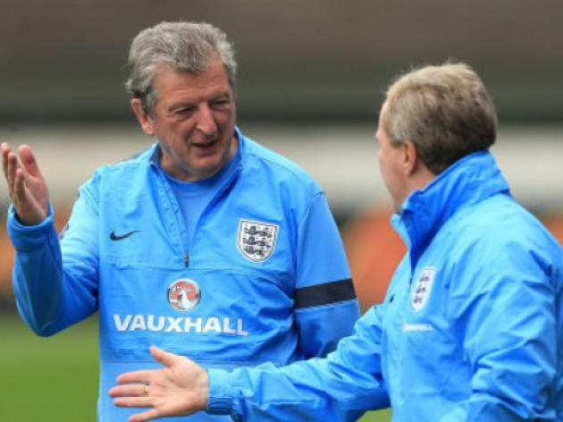 Be Roy Hodgson for a day: select your England team