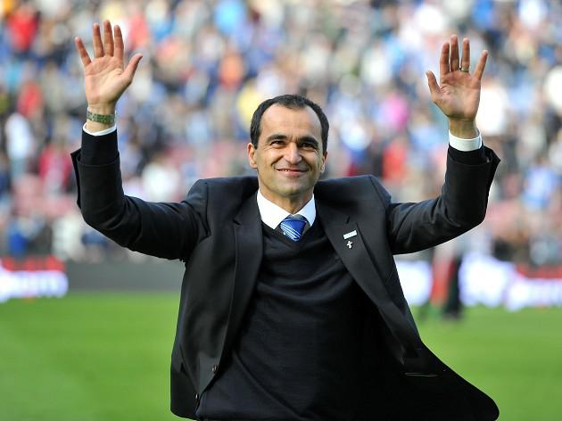 Wigan boss Roberto Martinez proud of relegated Latics