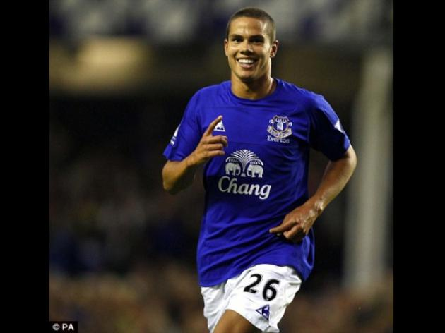 Blackpool v EVERTON: David Moyes to decide against risking Jack Rodwell