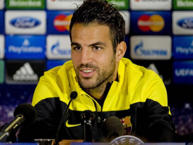 Fabregas challenges Barca to thrive without Messi