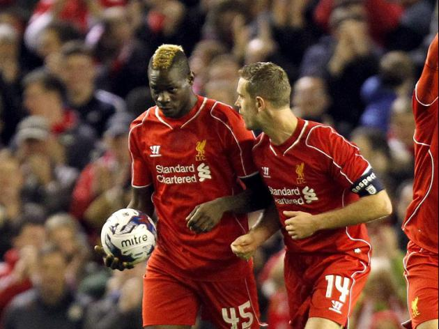 Toure expects Balotelli to push on