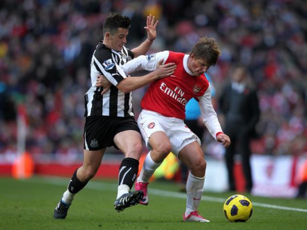 Newcastle United v Arsenal: Preview