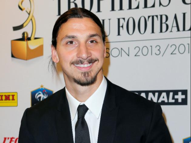 Ibrahimovic named France's player of the year