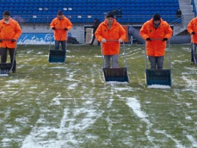 Bulgarian League postponed over cold snap