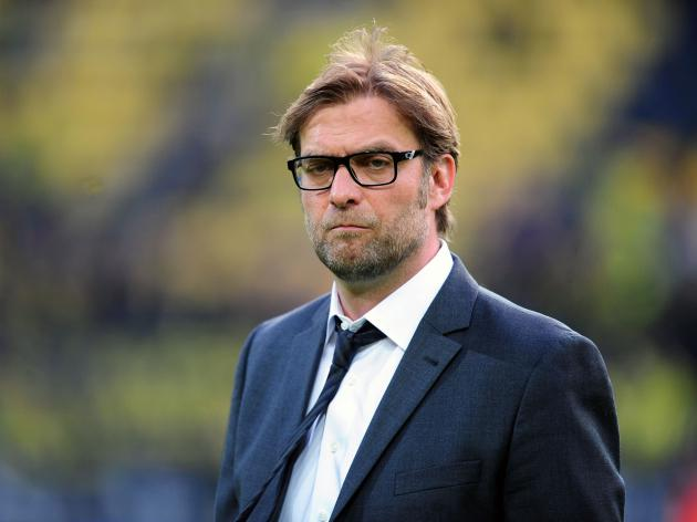Dortmunds Klopp accepts UEFA ban as injuries mount
