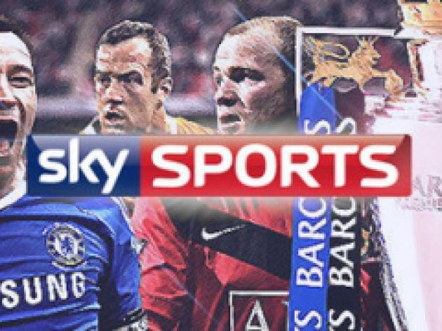 Sky Sports announce live schedule
