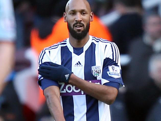 Anelka charged by FA over gesture