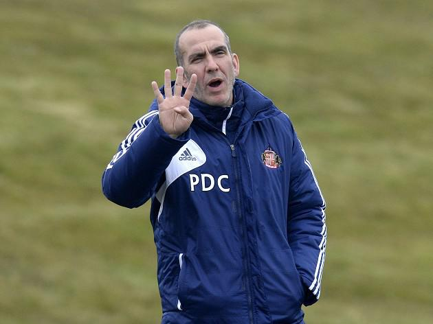 Newcastle fans warned by police to not taunt Di Canio