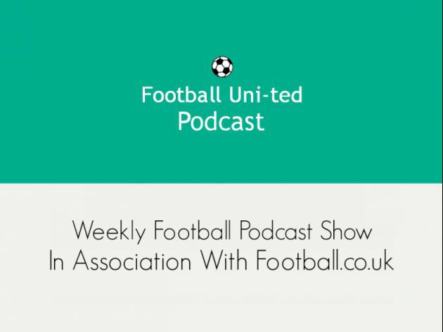 Football United Podcast 1 - City in driving seat, Man Utd reorganise, Hodgson mulls England squad