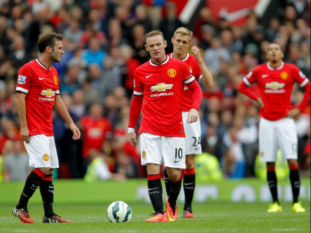 Manchester United 1 Swansea 2: The winds will take time to turn direction at Old Trafford