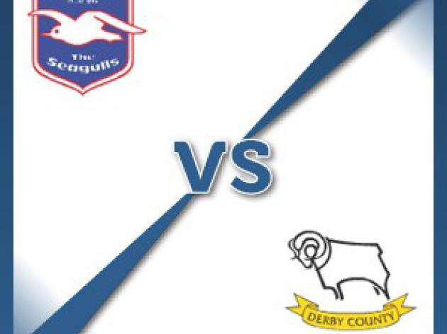 Brighton V Derby at The American Express Community Stadium : Match Preview