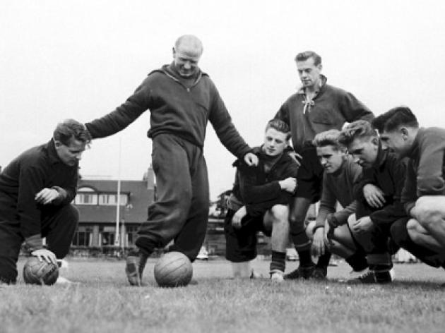 Sir Matt Busby: Tribute to the original master of Manchester United