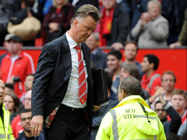 Louis Van Gaal's Troubles Just Beginning