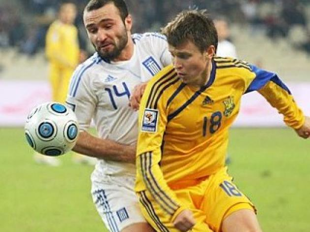 Stalemate leaves Ukraine and Greece clash wide open