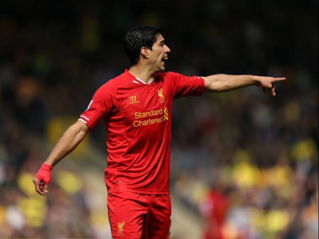 Luis Suarez named FTBpro PFA Fan Player of the Season